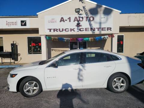 2016 Chevrolet Malibu for sale at A-1 AUTO AND TRUCK CENTER in Memphis TN