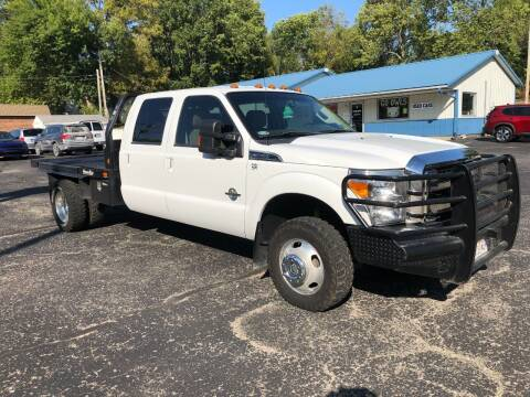 2015 Ford F-350 Super Duty for sale at Teds Auto Inc in Marshall MO