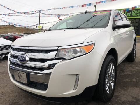 2013 Ford Edge for sale at 1st Quality Motors LLC in Gallup NM