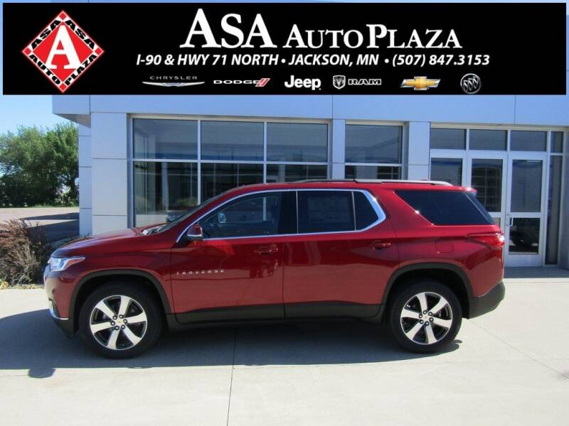 2021 Chevrolet Traverse for sale in Jackson, MN