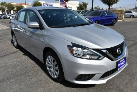 2018 Nissan Sentra for sale at DIAMOND VALLEY HONDA in Hemet CA