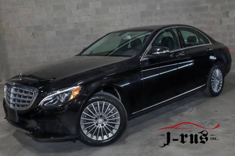 2015 Mercedes-Benz C-Class for sale at J-Rus Inc. in Macomb MI
