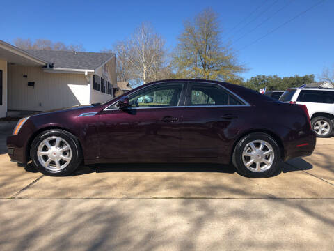 2008 Cadillac CTS for sale at H3 Auto Group in Huntsville TX