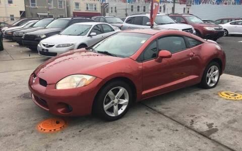 2008 Mitsubishi Eclipse for sale at 21st Ave Auto Sale in Paterson NJ