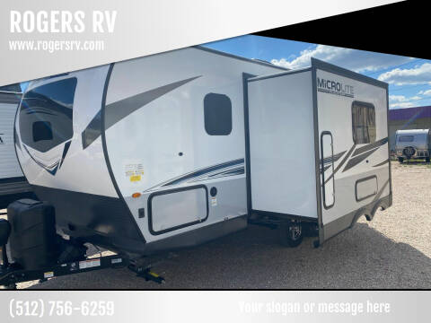 2021 Forest River 21DS for sale at ROGERS RV in Burnet TX