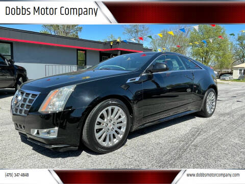 2013 Cadillac CTS for sale at Dobbs Motor Company in Springdale AR