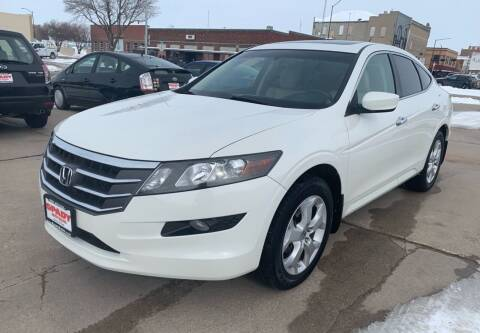 2012 Honda Crosstour for sale at Spady Used Cars in Holdrege NE