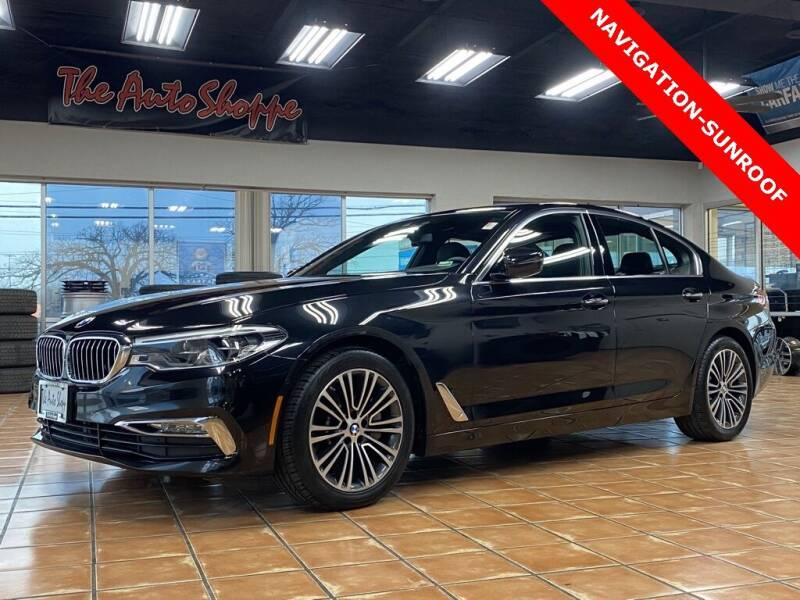 2017 BMW 5 Series for sale at The Auto Shoppe in Springfield MO