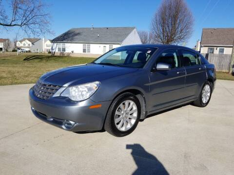 2010 Chrysler Sebring for sale at CALDERONE CAR & TRUCK in Whiteland IN