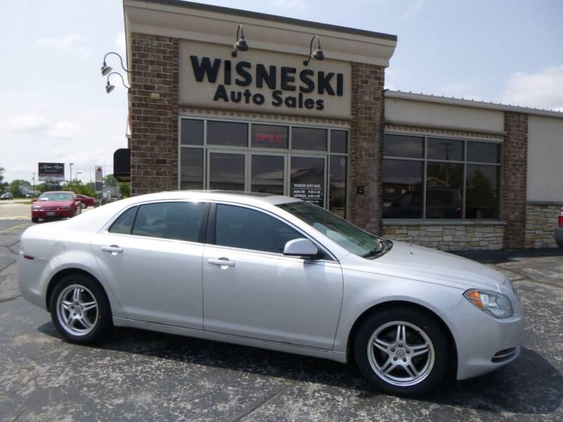 2010 Chevrolet Malibu for sale at Wisneski Auto Sales, Inc. in Green Bay WI