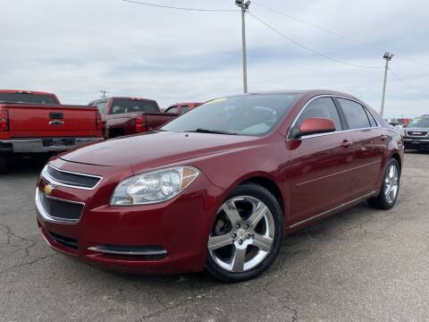 2011 Chevrolet Malibu for sale at Superior Auto Mall of Chenoa in Chenoa IL