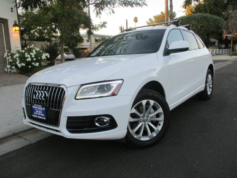 2013 Audi Q5 for sale at Valley Coach Co Sales & Lsng in Van Nuys CA
