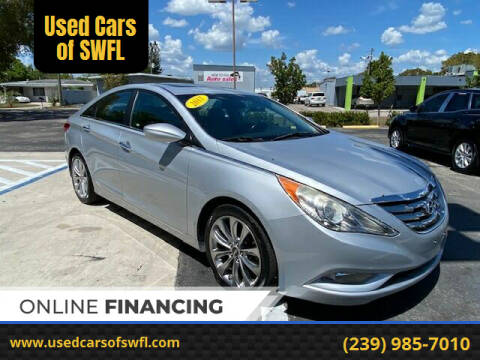2011 Hyundai Sonata for sale at Used Cars of SWFL in Fort Myers FL