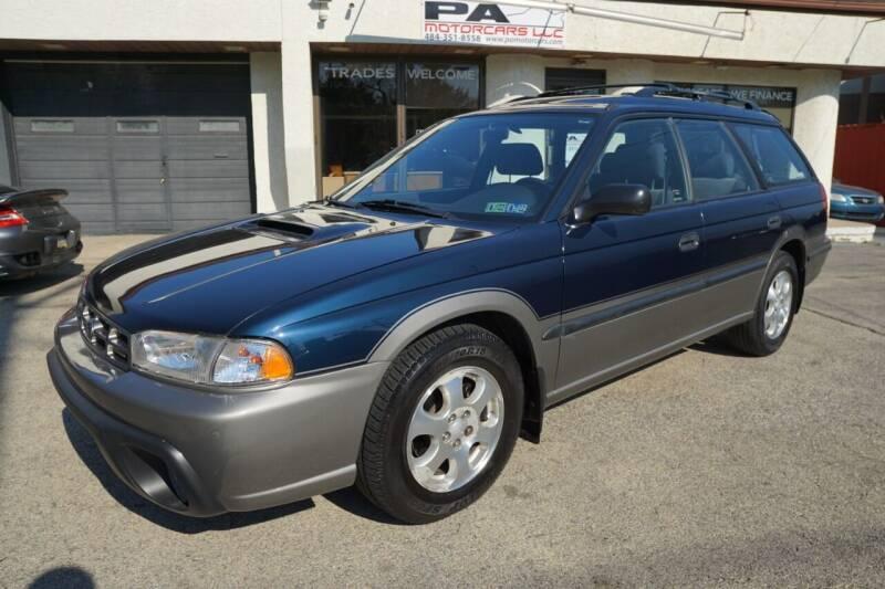 1998 Subaru Legacy for sale in Conshohocken, PA