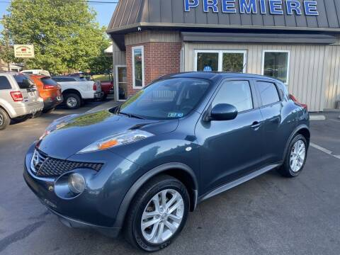 2011 Nissan JUKE for sale at Premiere Auto Sales in Washington PA