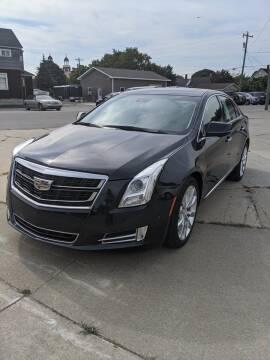 2016 Cadillac XTS for sale at Hudson Motor Sales in Alpena MI