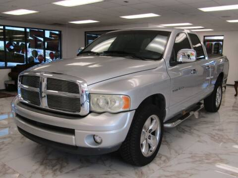 2002 Dodge Ram Pickup 1500 for sale at Dealer One Auto Credit in Oklahoma City OK
