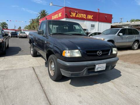 2002 Mazda Truck for sale at 3K Auto in Escondido CA