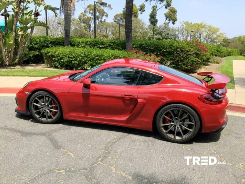 2016 Porsche Cayman for sale in Los Angeles, CA