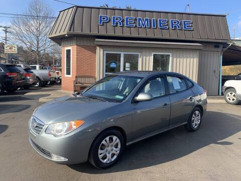 2010 Hyundai Elantra for sale at Premiere Auto Sales in Washington PA