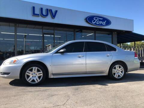 2014 Chevrolet Impala Limited for sale at Luv Motor Company in Roland OK