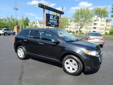 2013 Ford Edge for sale at R C Motors in Lunenburg MA