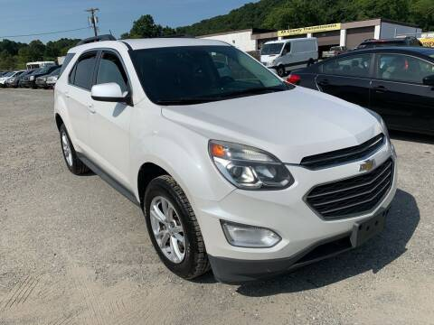 2017 Chevrolet Equinox for sale at Ron Motor Inc. in Wantage NJ