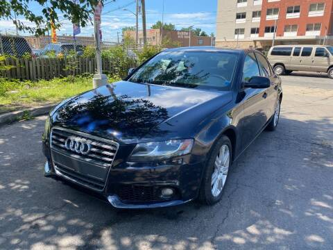 2010 Audi A4 for sale at Exotic Automotive Group in Jersey City NJ