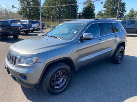 2012 Jeep Grand Cherokee for sale at Vista Auto Sales in Lakewood WA