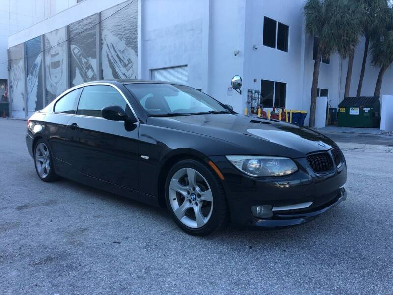 2011 BMW 3 Series for sale at Florida Cool Cars in Fort Lauderdale FL