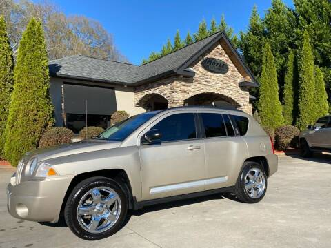 2010 Jeep Compass for sale at Hoyle Auto Sales in Taylorsville NC
