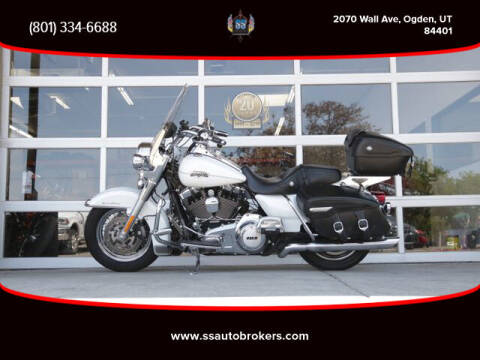 2012 Harley-Davidson FLHRC Road King Classic for sale at S S Auto Brokers in Ogden UT