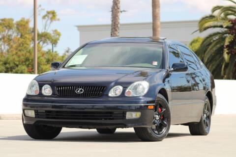 2001 Lexus GS 430 for sale at Euro Auto Sales in Santa Clara CA