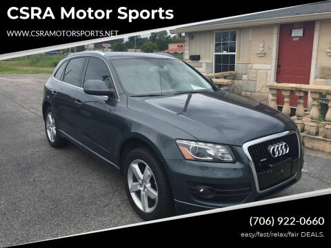 2010 Audi Q5 for sale at CSRA Motor Sports in Augusta GA