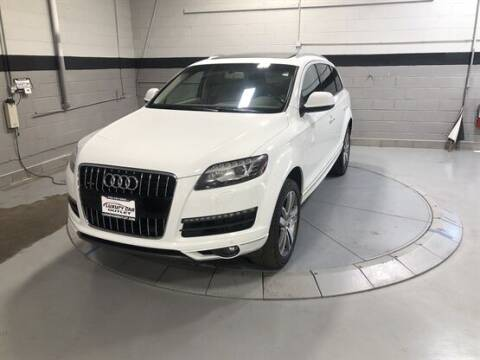 2015 Audi Q7 for sale at Luxury Car Outlet in West Chicago IL