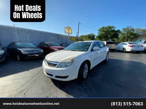 2008 Saturn Aura for sale at Hot Deals On Wheels in Tampa FL