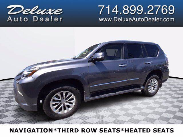 2015 Lexus GX 460 for sale in Midway City, CA
