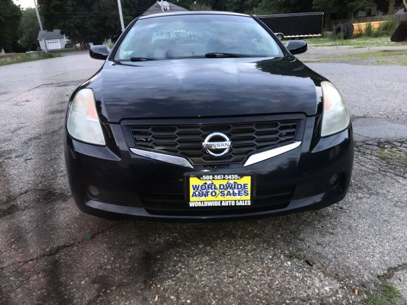 2009 Nissan Altima for sale at Worldwide Auto Sales in Fall River MA