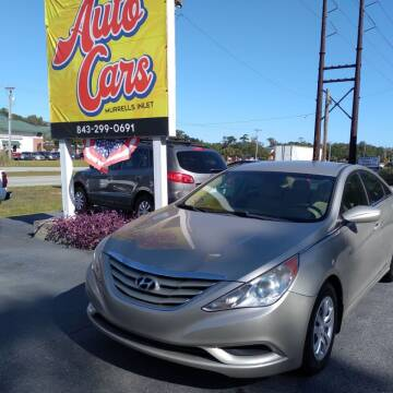 2011 Hyundai Sonata for sale at Auto Cars in Murrells Inlet SC