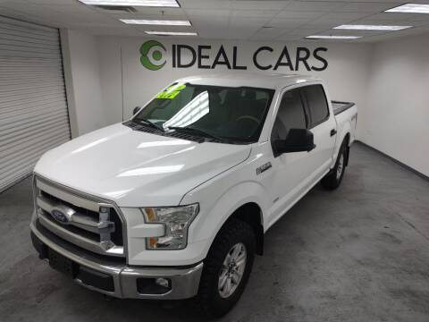 2016 Ford F-150 for sale at Ideal Cars in Mesa AZ