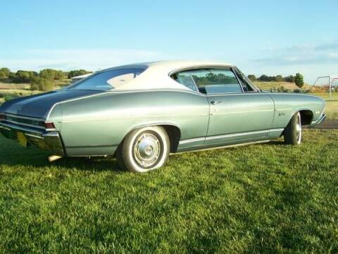 1968 Chevrolet Chevelle for sale at Haggle Me Classics in Hobart IN