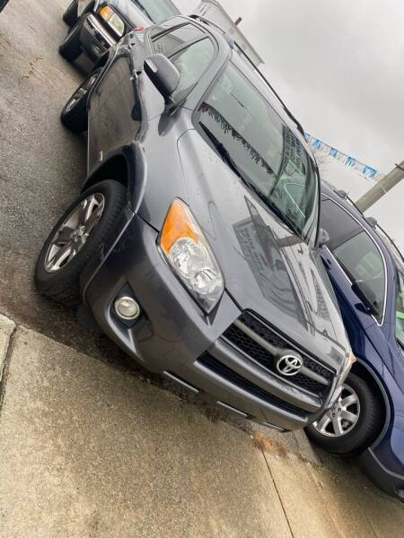 2011 Toyota RAV4 for sale at Bob Luongo's Auto Sales in Fall River MA