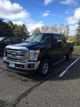 2013 Ford F-350 Super Duty for sale at Specialty Auto Wholesalers Inc in Eden Prairie MN