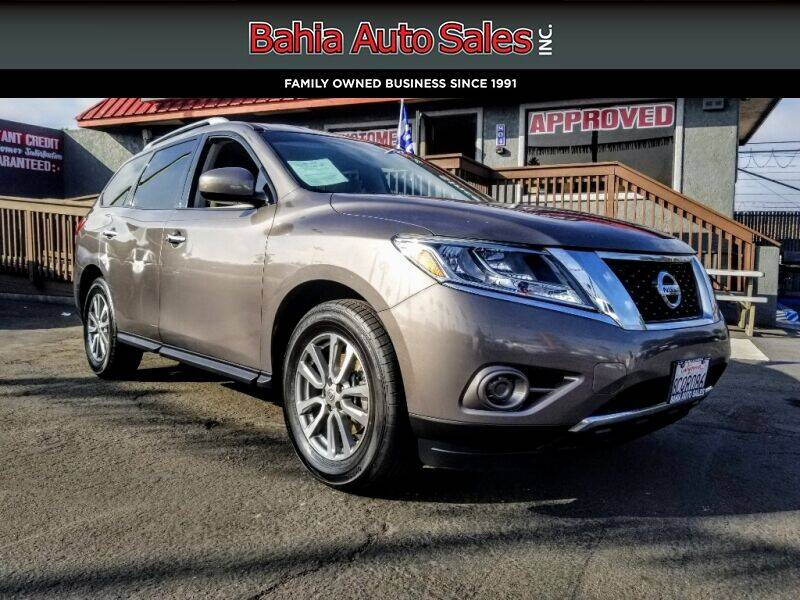 2014 Nissan Pathfinder for sale in Chula Vista, CA