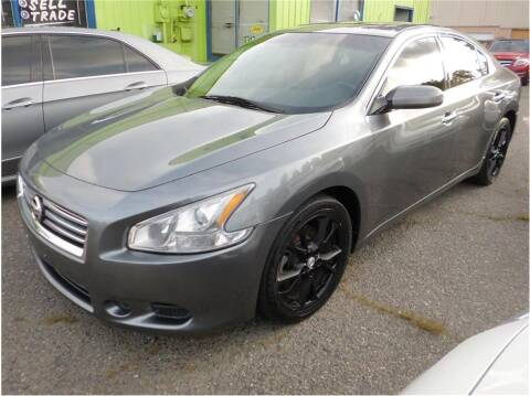 2014 Nissan Maxima for sale at Klean Carz in Seattle WA