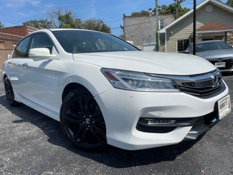 2016 Honda Accord for sale at Murrays Used Cars Inc in Baltimore MD