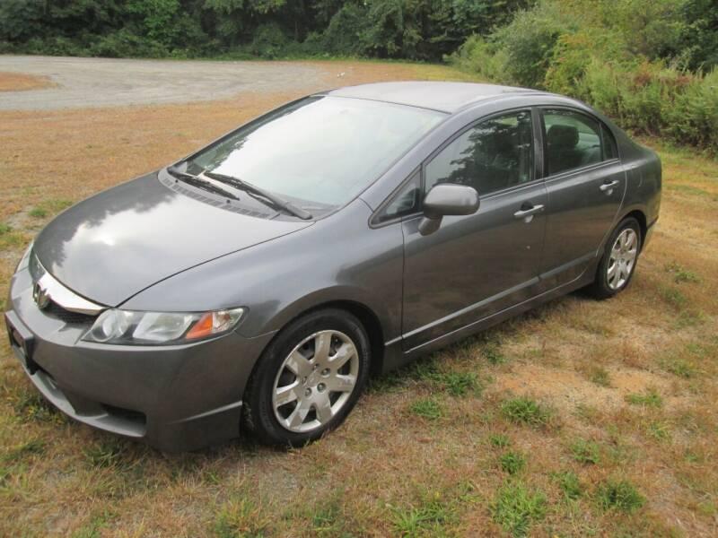2010 Honda Civic for sale at Peekskill Auto Sales Inc in Peekskill NY