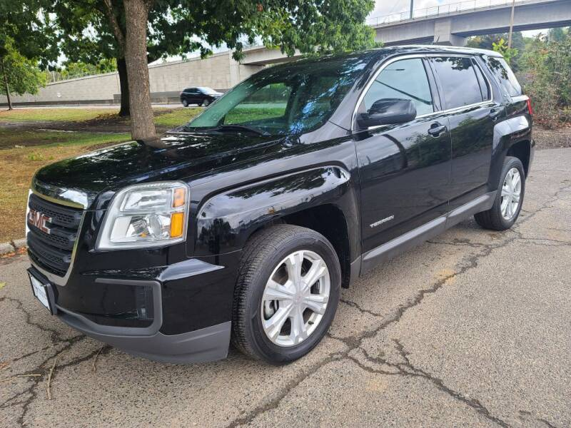 2017 GMC Terrain for sale at EXECUTIVE AUTOSPORT in Portland OR