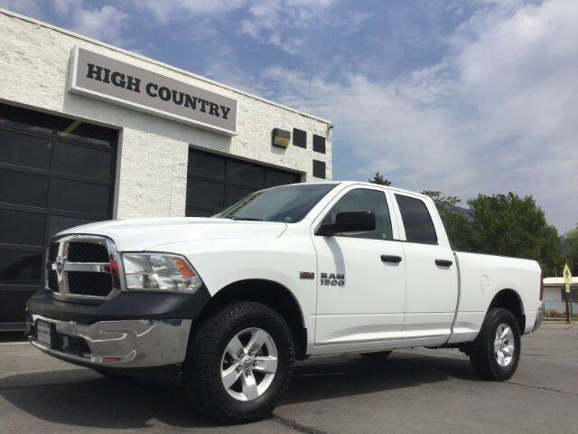 2015 RAM Ram Pickup 1500 for sale at High Country Motor Co in Lindon UT