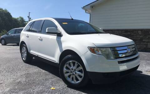 2010 Ford Edge for sale at No Full Coverage Auto Sales in Austell GA